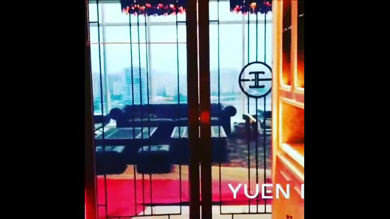 YuenFon®Smart Window Shade умная оконная пленка