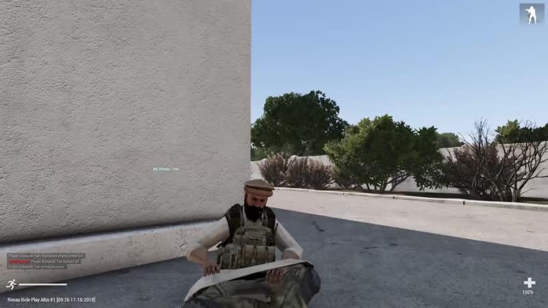 [Rimas] АДМИН вызвал радиационное облако! Реакция игроков и действия МЧС! - ArmA 3 Altis Life