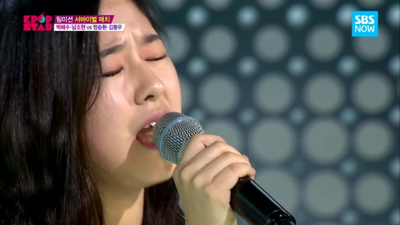 [K-pop Star 4] Younha - Wasted