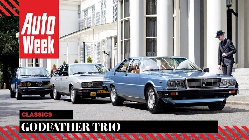 Het wagenpark van The Godfather - AutoWeek Classics - English subtitles