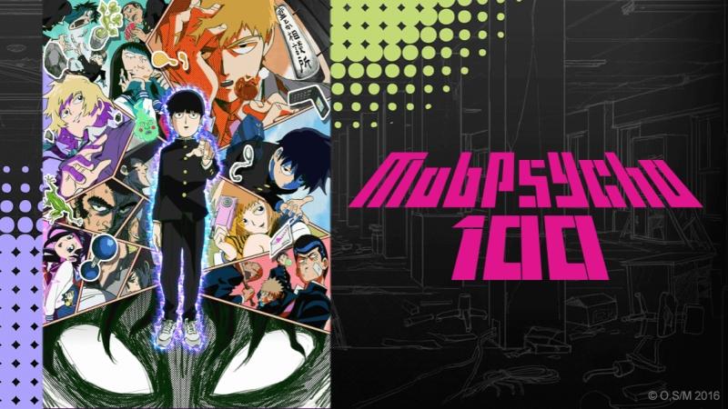 Mob Psycho 100 Анонс 2 го сезона