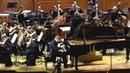 Финал Концерта №1 Дм. Шостаковича и цветочки