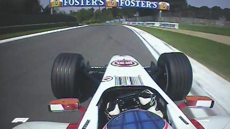 San Marino 2004: Button's First Pole