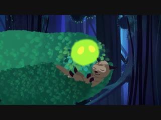 Песенка Колыбельная песенка из 23 серии Тайна сгоревшего леса Тиг и Лео - детская песенка