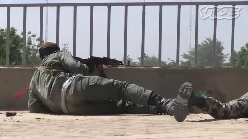 Кенийские военные