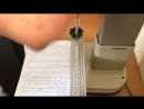 Прошивка документов на переплётном оборудовании (2)