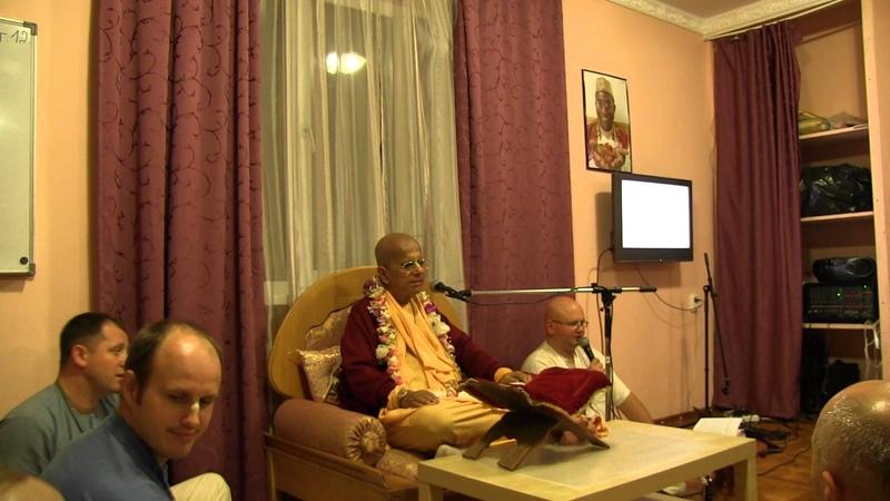 H.H. Gopal Krishna Goswami, BG 12.13-14, Sochi, 30.09.2013