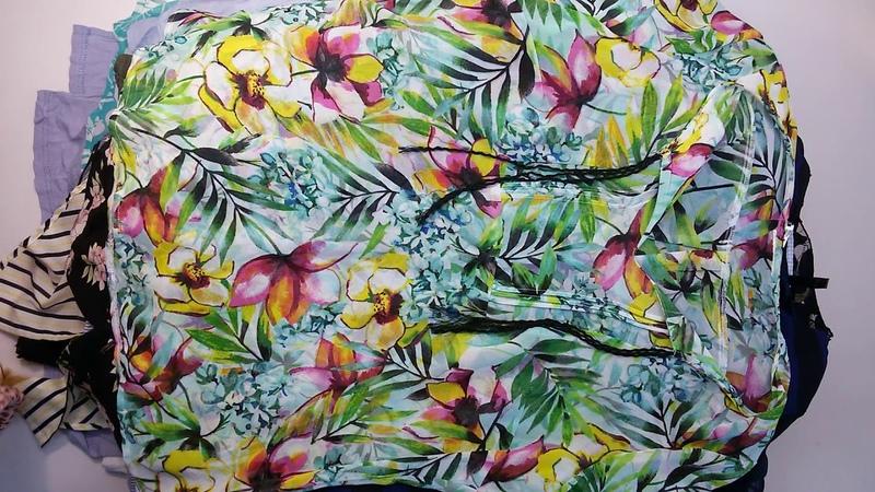 (А2)1046 Supercream/Cream/Extra Fashion Блузки кор/рук Итал 2пак
