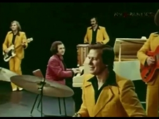 Здравствуй песня - Синий, синий иней. СССР. Музыка.