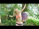 FrenchTickling - Sandrines Underarms Tickle Torture In The Woods