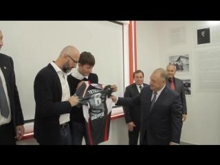 Исторический момент / ВК Белогорье / 1080p