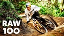 100 seconds of the gnarliest ever MTB course with Matt Jones. | Raw 100