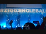 VK181207 MONSTA X fancam - 'Intro' + Shoot Out @ Pepsi All Access Lounge