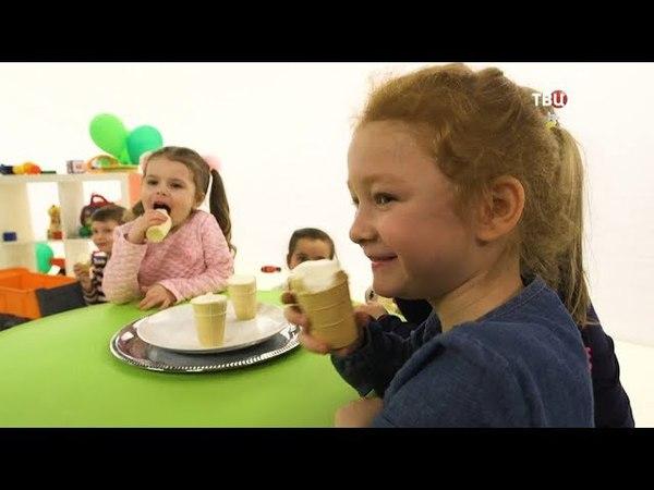 Мороженое в стаканчике пломбир. Естественный отбор