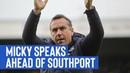 Pre Match | Micky Mellon (Southport)