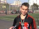 В Киевском районе наградили победителей чемпионата по мини футболу