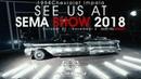 SEMA SHOW 2018 debut! 1958 impala project ! ! [ROHAN Izawa Art Design]