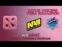 NaVi vs Vega | WePlay! Valentine Madness