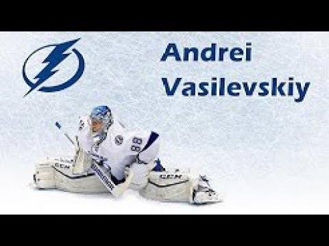 Andrei Vasilevskiy Tribute | Tamba Bay Lightning | 88
