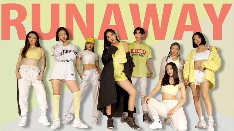 Viva dance studio Runaway - Galantis (Dillion Francis Remix) Jane Kim Choreography
