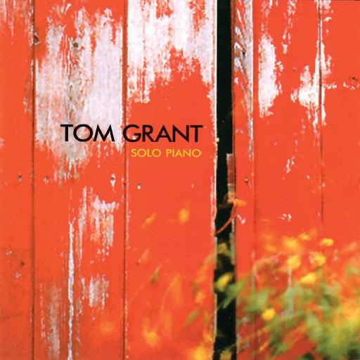 Tom Grant альбом Solo Piano