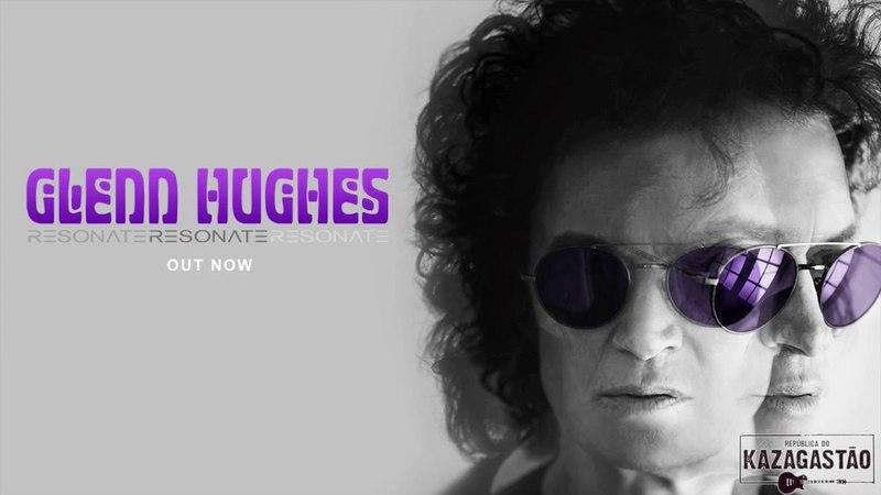 GLENN HUGHES em Kaza! - entrevistado por Gastão Moreira