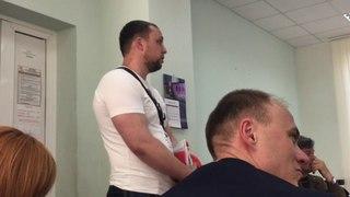 Экс начальник гаи и бывший работник прокуратуры делят элитный участок земли в Мариуполе