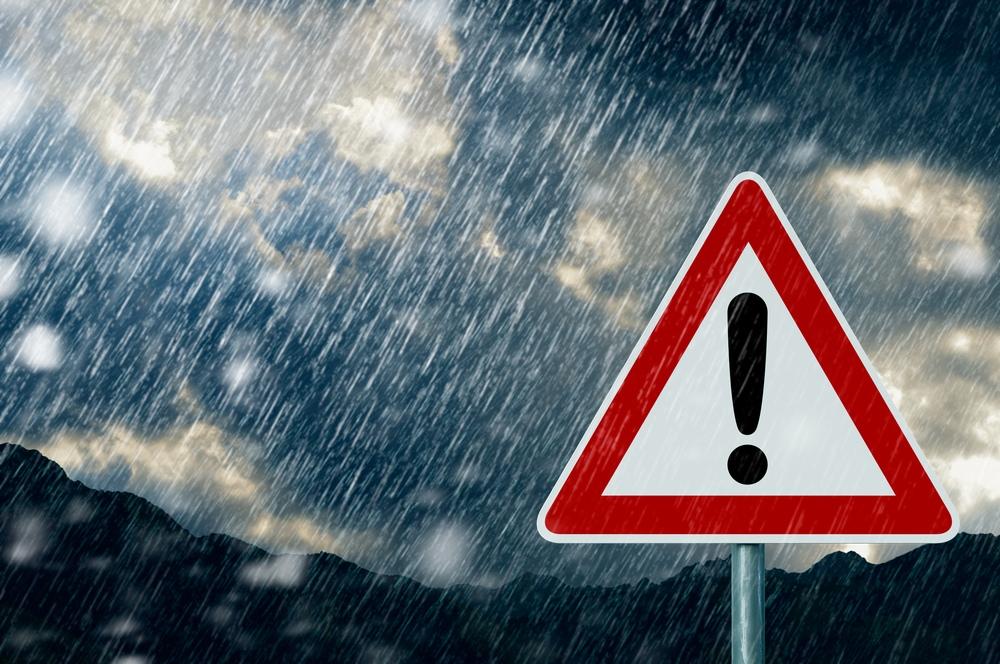 В Томской области объявлено штормовое предупреждение из-за грядущих заморозков