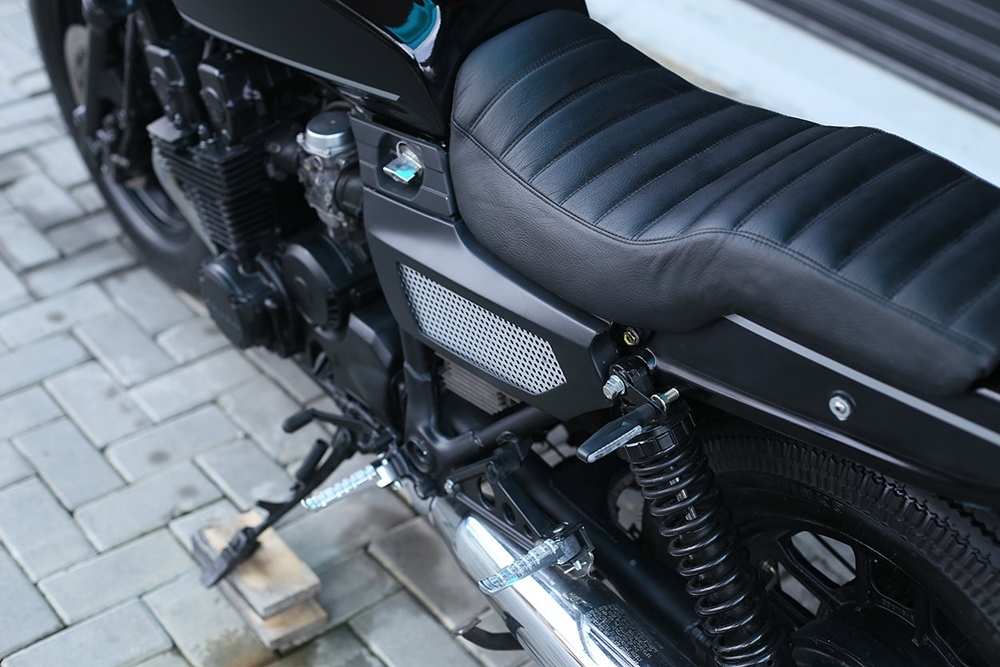 Kerkus Motorworks: кастом Honda CBX750