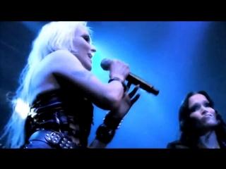 Doro Pesch feat. Tarja Turunen - Walking with the Angels