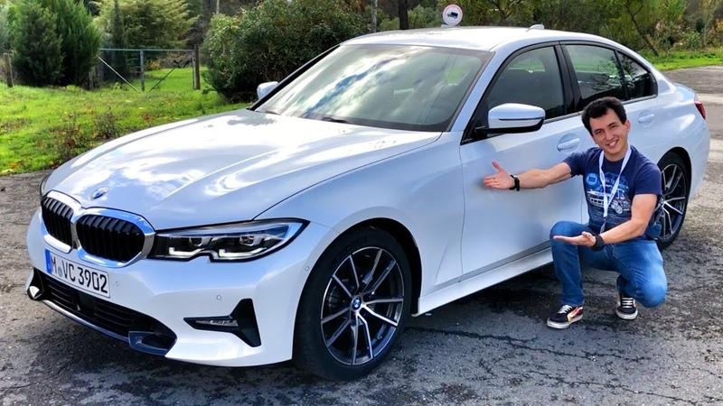 ПЕРВЫЙ ТЕСТ НА НОВУЮ БМВ 3-Series G20 2019! BMW 330i -vs- 320d! Обозреваем вместе с Пашей Блюденовым