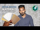 LIST OF MODEL MAKING MATERIALS TIPS and TRICKS