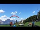 Pasqua 2018 in paragliding club Malcesine. April 1, 2018.