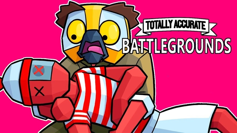 Totally Accurate Battlegrounds Смешные моменты (перевод) - ПОСЛЕДНИЕ СЛОВА БРАЙАНА (Vanoss)