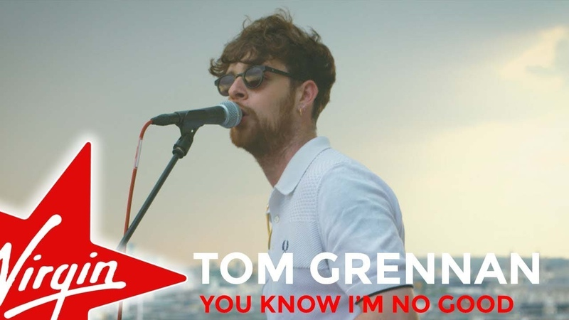 Tom Grennan covers 'You Know I'm No Good' by Amy Winehouse