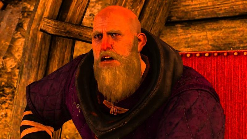 Ведьмак 3: Дикая Охота - Почему тебя называют безумным?