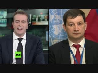Poljanski Ukraine könnte westliche Reaktion als Freibrief für weitere provokante Aktionen verstehen