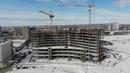 Строительство социально-делового центра / ТОЦ «Вертикаль» / территория бывшего ГПЗ-4 / город Самара