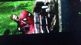 Avengers Infinity War Disney Insider 2 (SPIDER MAN!)