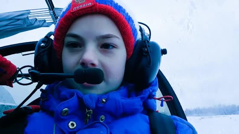 Уроки пилотирования Я сама управляла самолётом