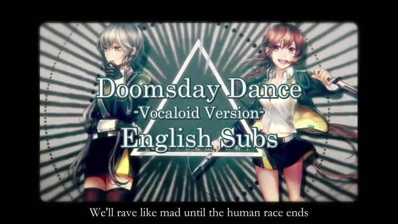 【Song of Time Project】 Doomsday Dance (ft. Luo Tianyi Yuezheng Ling)【English Subs】