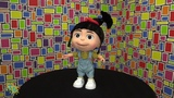 Agnes - Despicable Me 2 - Talking and Singing - Interactive Doll - Review and Unboxing