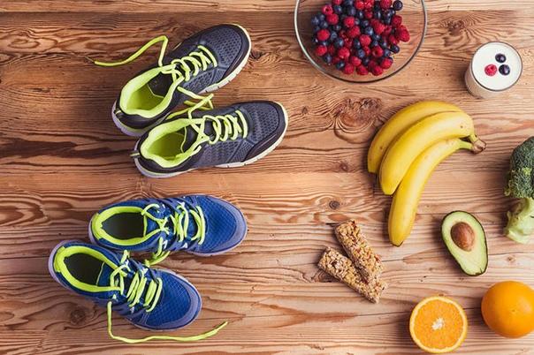 Правильное питание для тех, кто бегает