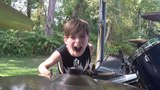 Alex Schumaker Plays Are You Gonna Be My Girl with Results May Vary Band - Drummer Cam