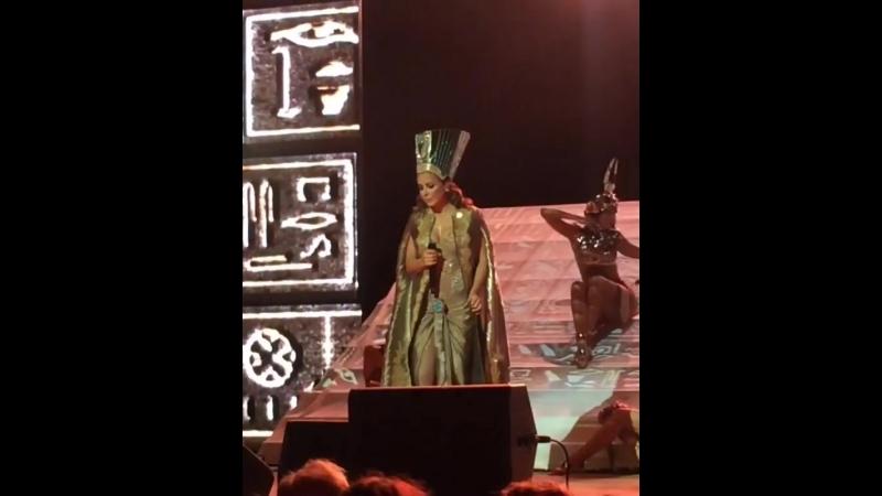 Ани Лорак - Зеркала (шоу DIVA, г. Сочи, 23-09-2018)