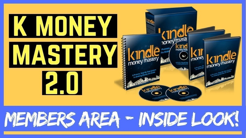 Kindle Money Mastery PDF, Reviews - K Money Mastery 2.0 SCAM OR legit??