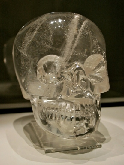 Хрустальные черепа: загадка времен