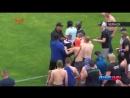 Черкаські фанати зірвали матч Дніпра з гаслом Лашкула на трансфер