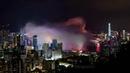 國慶煙花匯演2016 The National Day fireworks display 2016 in Hong Kong timelapse 4k UHD