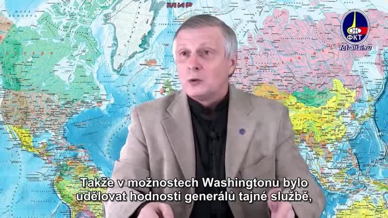 Pjakin Ruské tajné služby sa dostávajú spod západného vplyvu